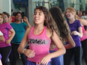 Schlumberger Zumba party 039